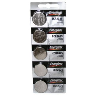 Energizer CR2025 3V Lithium Coin Cell Batteries   DL2025 ECR2025