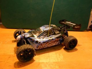 Exceed RC Hyper Speed Nitro Powered Car Model 51C818