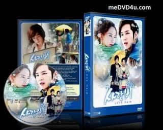 Love Rain » Korean Drama DVD Excellent English Sub New 2012