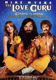 The Love Guru Single Disc Edition New DVD
