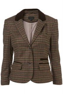 Jacket 40s War Bride Blazer Lady Chatterley Victorian Sexy