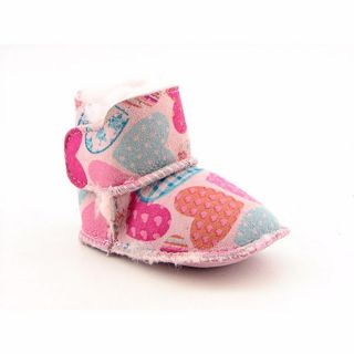 Emu Australia Printed Baby Bootie Infant Baby Girls Size 18 24 Months
