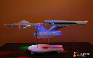 Enterprise 1701 1 350 LED Lighting Kit Polar Lights Star Trek AMT Set