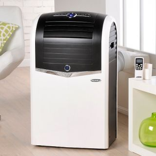 Soleus Air 12,000 BTU Air Conditioner, Heat Pump, Fan and Dehumidifier