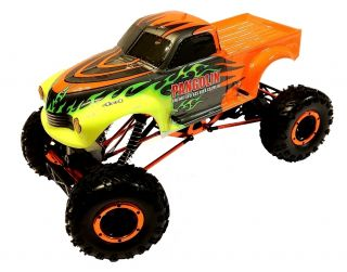 Electric RC Truck 4WD Buggy 1 10 Car New Rock Crawler