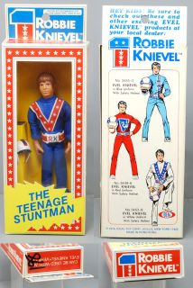 evel knievel 1976 ideal figure robbie mib