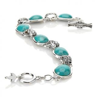 Jewelry Bracelets Tennis Studio Barse Turquoise Sterling Silver 7