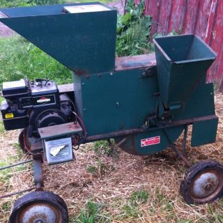 Vintage 1970's Kemp Wood Chipper