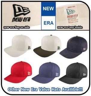 Authentic New Era Baseball Cap White Hat 5 6 7 8 9 USA