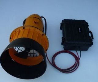 Portable Hydro Power Generator Water Turbine 14V DC 3kg