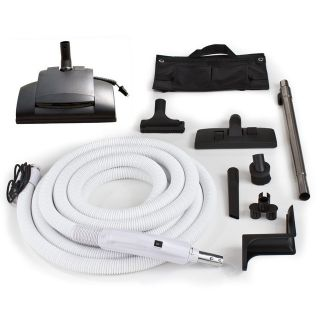 PRE ORDER Deluxe Central Vacuum Cleaner Kit Wessel Werk Fits All