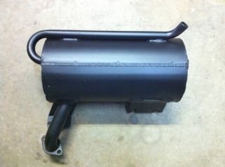 EZGO Golf Cart Parts TXT Muffler