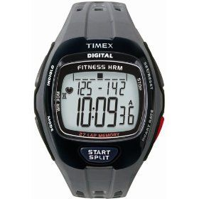 Timex Unisex Digital Fitness Heart Rate Monitor Watch