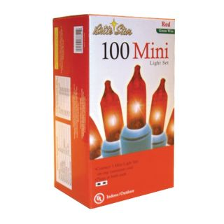 112 3931 winter lane 100 red mini lights rating be the first to write