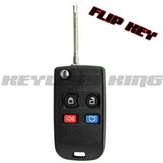 Ignition Flip Switchblade Key Keyless Entry Remote Fob Clicker