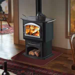 Napoleon Wood Burning Stove 1150 Gourmet Cook Top EPA Certified