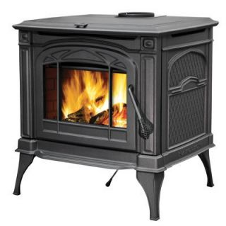 Wood Burning Stove Cast Iron 1400C Cook top EPA efficient certified