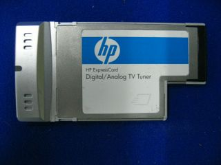 HP ExpressCard Digital/Analog TV Tuner PC Card HSTNN TH15 438587 001