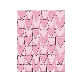 104 3201 provo craft embossing folder heart blocks rating 3 $ 4 95 s h