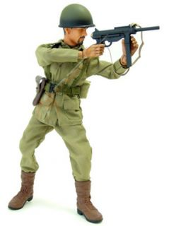BBI Blue Box Elite Force 1 6 Scale 12 WWII US Army 101st Airborne