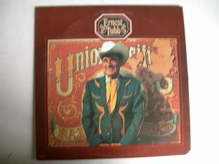 Ernest Tubb Country Vinyl Disc LP Record