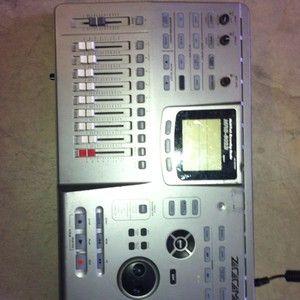 zoom MRS 802B MultiTrak Recording Studio Recording Equipment