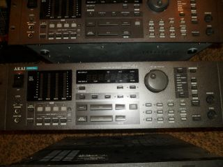 RECORDING STUDIO EQUIPMENT..AKAI HD DR4D RECORDER..NO RESERVE