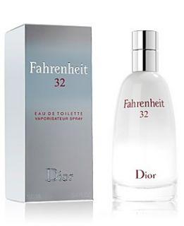 FAHRENHEIT 32 by Christian Dior Cologne 3.4 oz EDT Men Spray