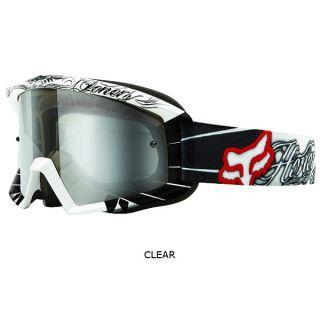 Fox Racing Main Victory Mens Dirt Bike Motorcycle Goggles Eyewear