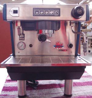Reneka Viva 1 Group Espresso Cappuccino Latte Machine