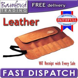 Bamford Trading   8 Pocket Faithfull Brand High Quality Suede Leather