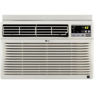 LG 18,000 BTU Window Mounted Air Conditioner with Remote Control at