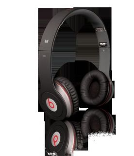 Beats by Dr Dre Solo Black and Red