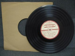 Ernest Tubb James Peterson 16 LP World Program Service