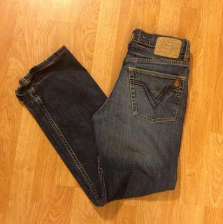 VOLCOM Mens/Boys Denim Jeans Size 28   Excellent Condition