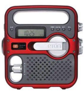 Etón Solarlink American Red Cross Fr 360 Emergency Radio Tuner Arc