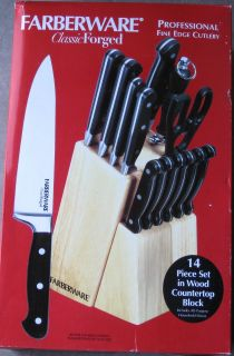 Farberware Forged High Carbon Stainless Steel Professional 14 Piece
