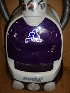 Eureka Pet Lover Bagless Canister Vacuum Cleaner 940A