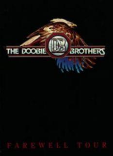 Doobie Brothers 1982 Farewell Tour Concert Program Book