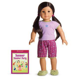 American Girl Wildflower Pajamas for Dolls Book BNIB