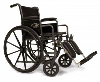 Everest Jennings Traveler SE Wheelchair 16x16
