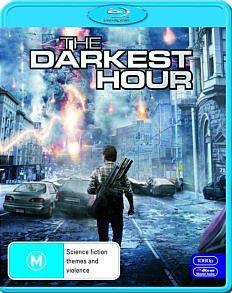 Emile Hirsch   Darkest Hour, The (Blu ray) A clandestine invasion by