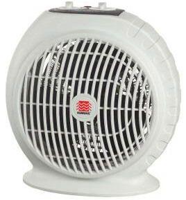 Fan Heater 1 500 Watt Portable Electric