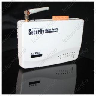 Home Security Burglar Alarm System Auto Dialing Dialer SMS Call