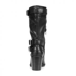 Jessica Simpson Nermin Leather Boot with Buckles