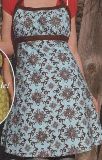 emmeline apron pattern by sew liberated