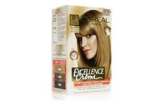 BNIB Loreal Excellence Creme Hair Color 813 Blonde Beige 8 13 LOreal
