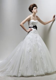 Enzoani Fatima Wedding Dress Size 6