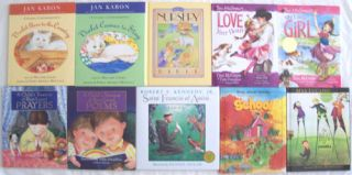 *NEW* HARDCOVER Christian Kids Picture Books Max Lucado, Tim McGraw