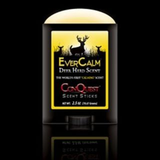 Ever Calm Deer Herd Scent Calming Stick 2 5oz Collection of Buck Doe